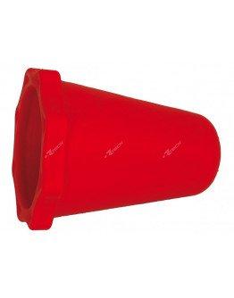 Zátka výfuku 4T R-tech červená